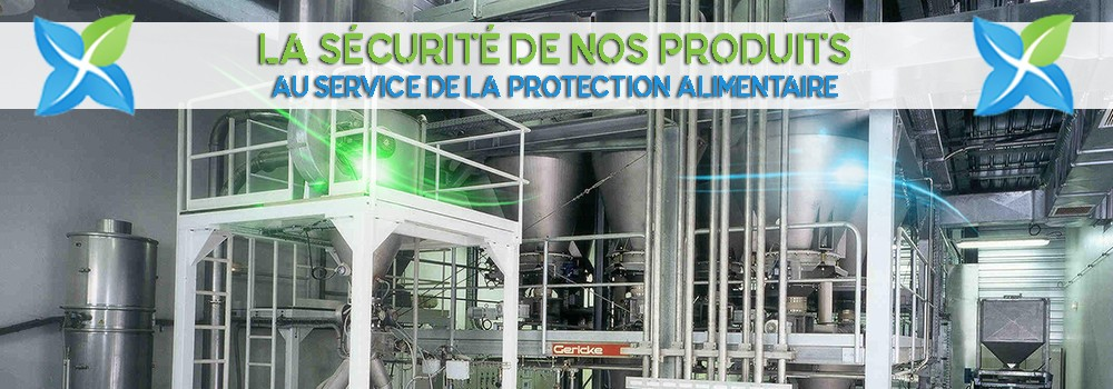 Gamme industrie agroalimentaire